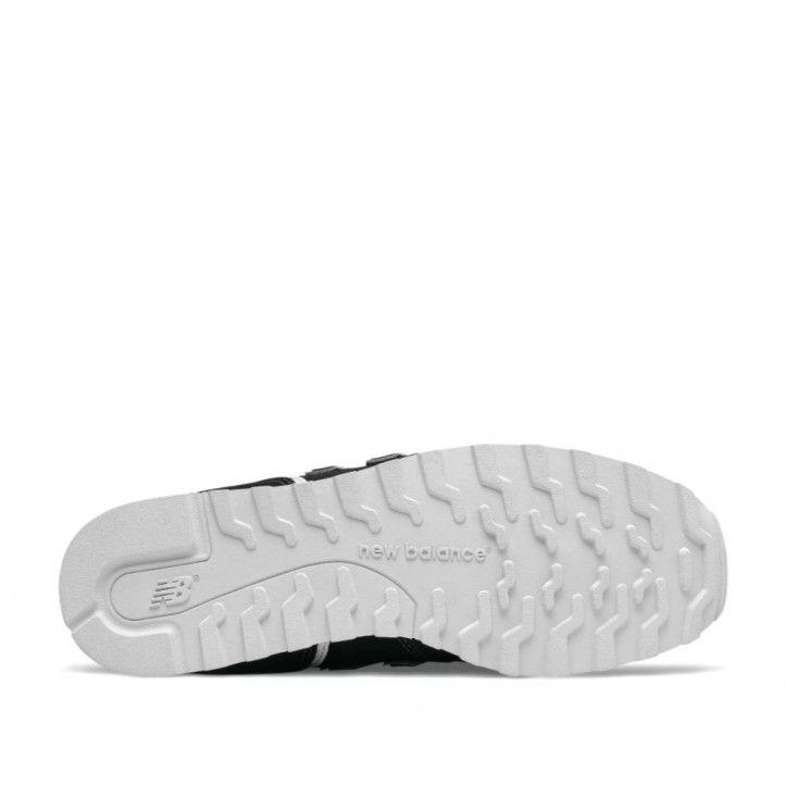 Sabatilles esportives New Balance 373 black with white - Querol online