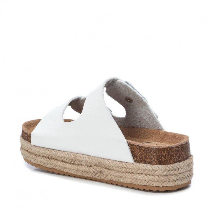 sandalias Xti 05706001 con doble tira - Querol online