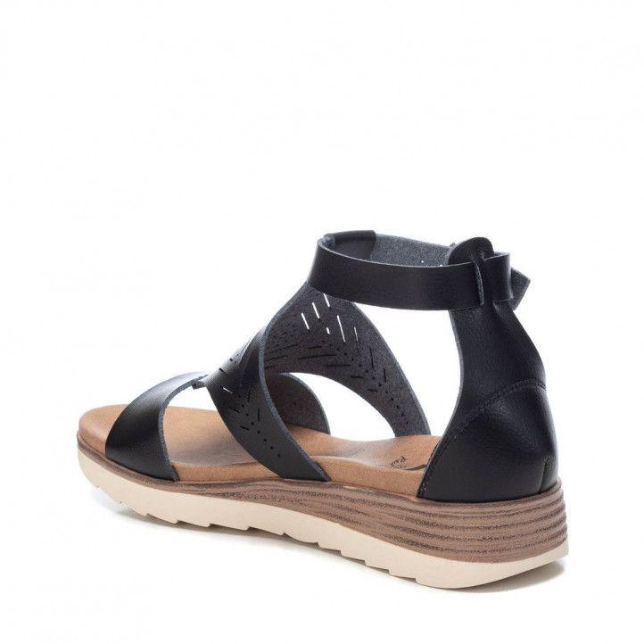 Sandàlies falca Xti 04252101 agafada al turmell - Querol online