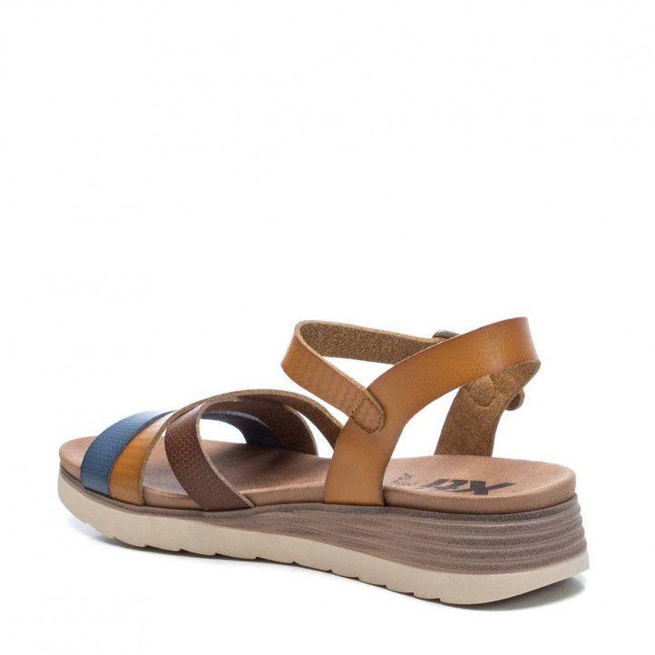 Sandàlies falca Xti 04251904 panama - Querol online
