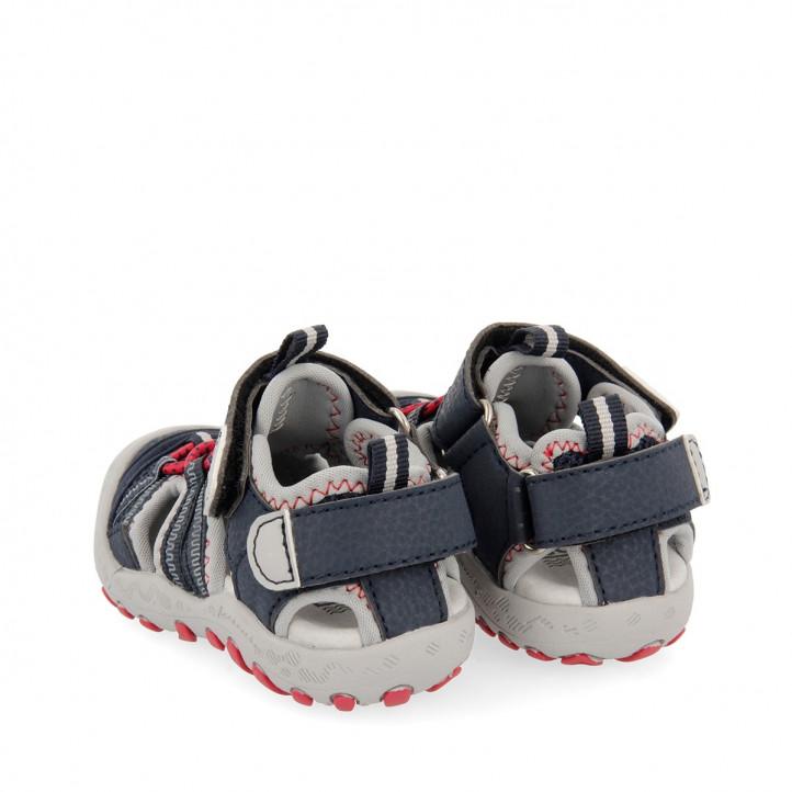 sandalias Gioseppo azules tonala - Querol online