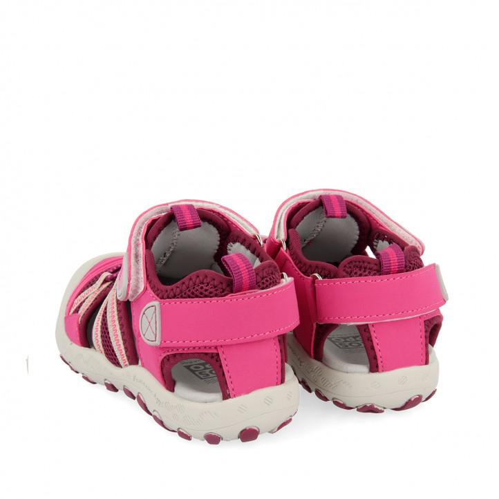 sandalias Gioseppo rosas para niña deinze - Querol online