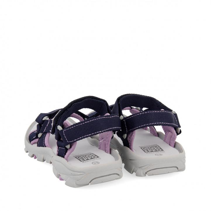 sandàlies Gioseppo violeta per a nena duval - Querol online