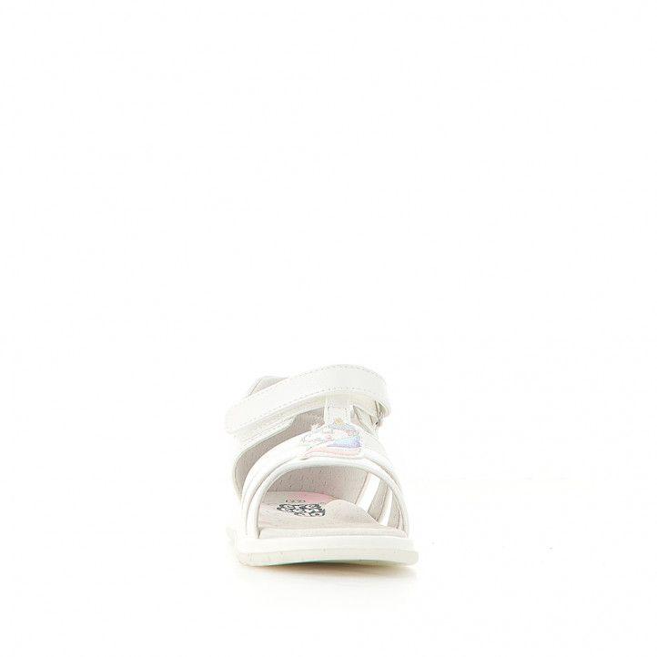 sandalias CRECENDO con diseño de unicornio - Querol online