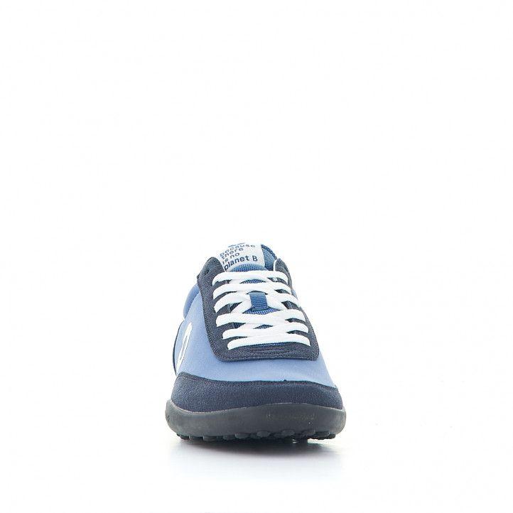 Zapatillas deportivas ECOALF navy riera - Querol online