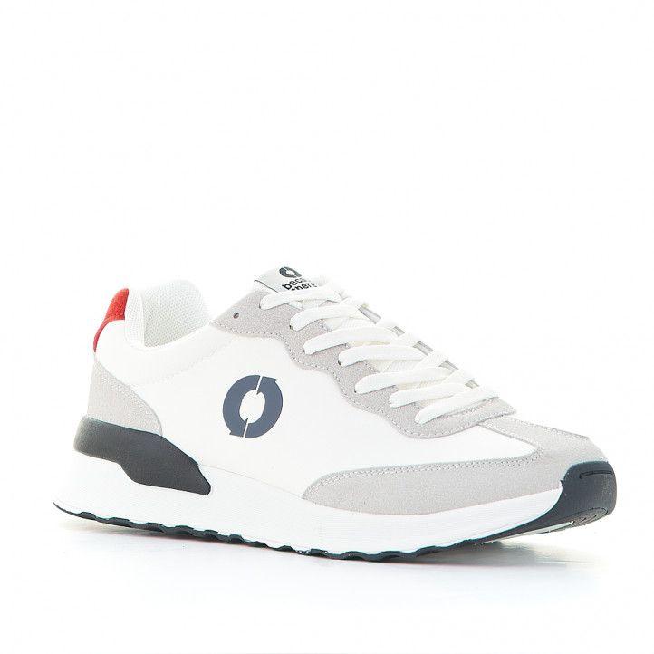 Zapatillas deportivas ECOALF white prince - Querol online