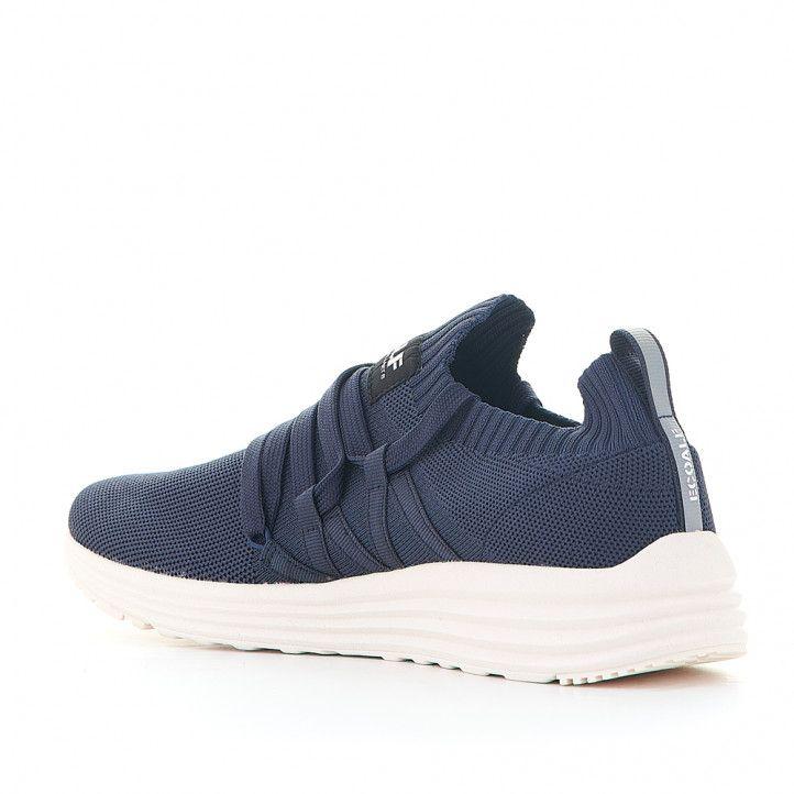 Zapatillas deportivas ECOALF midnightnavy bora basic - Querol online