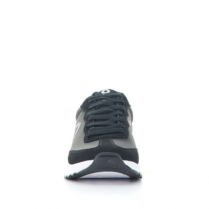 Zapatillas deportivas ECOALF black prince woman - Querol online