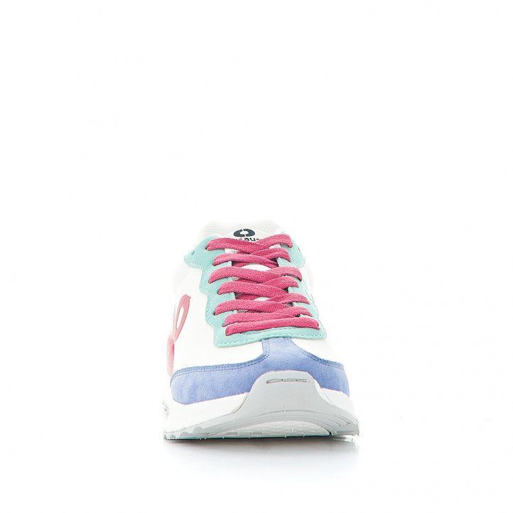 Zapatillas deportivas ECOALF fucsia prince - Querol online