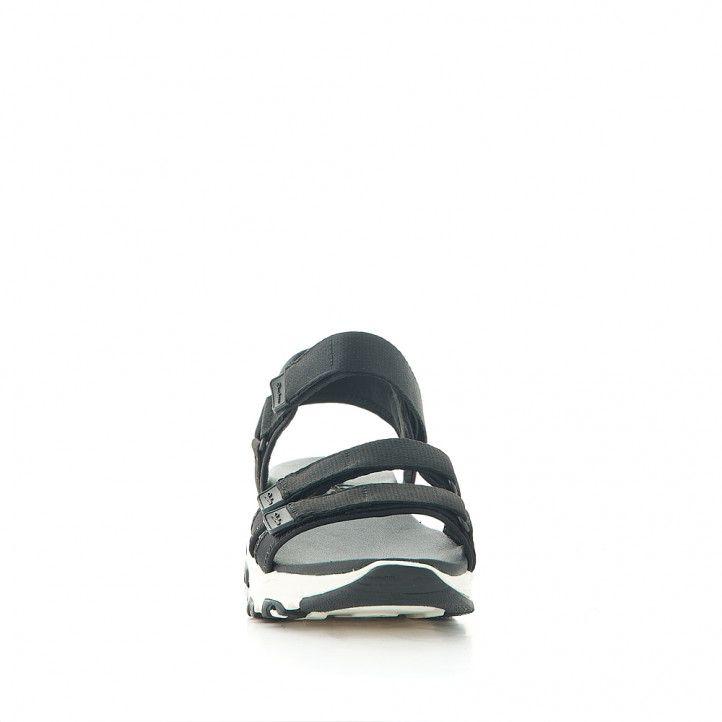 Sandalias plataformas Skechers d'lites fresh catch - Querol online