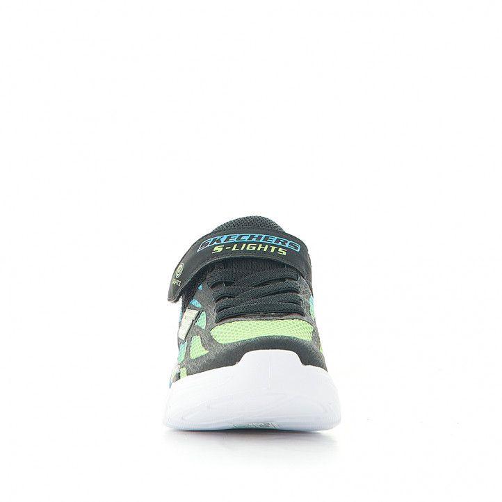 Zapatillas deporte Skechers s lights flex glow dezlo con luces - Querol online