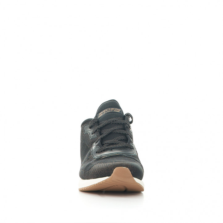Zapatillas deportivas Skechers bobs sport squad glam league black - Querol online