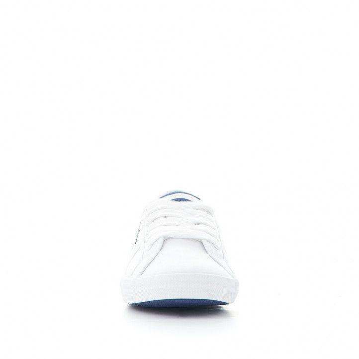 Zapatillas lona Pepe Jeans aberlady ecobass white - Querol online