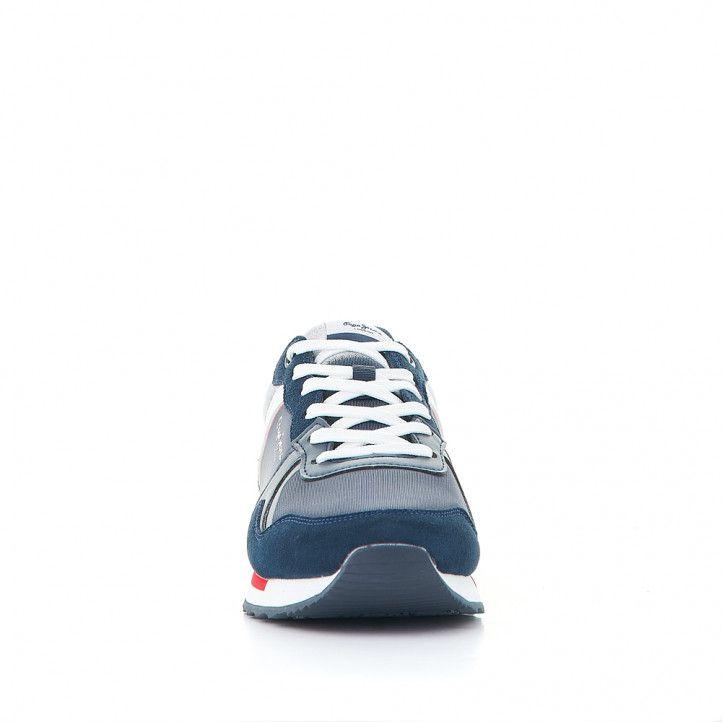 Sabatilles esportives Pepe Jeans cross 4 tech navy - Querol online