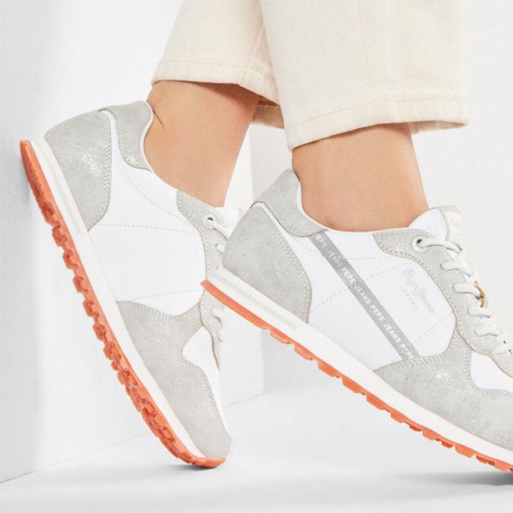 Zapatillas deportivas Pepe Jeans verona w lurex - Querol online