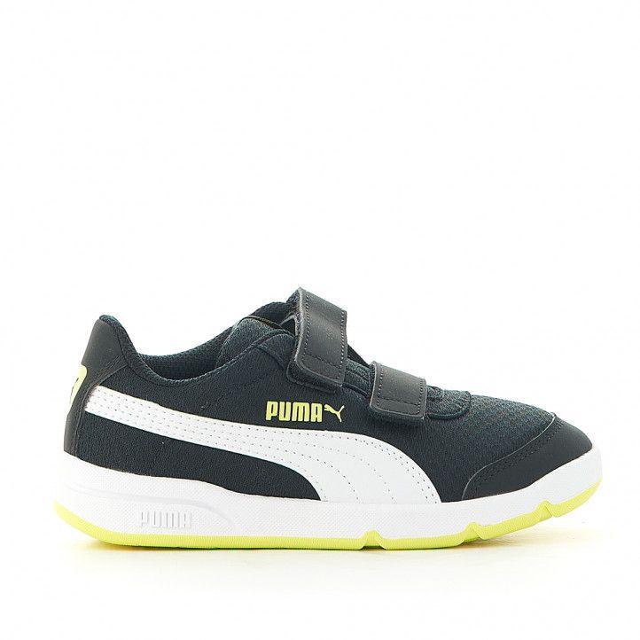 Sabatilles esport Puma stepfleex 2 black - Querol online