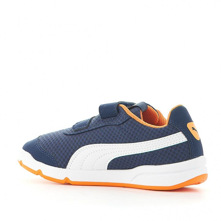 Sabatilles esport Puma stepfleex 2 blue - Querol online