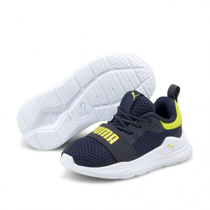Sabatilles esport Puma wired run - Querol online