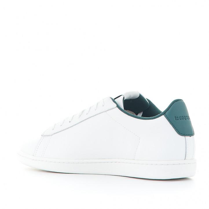 Zapatillas deportivas Le Coq Sportif master court green - Querol online