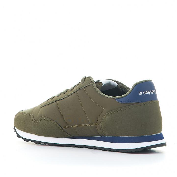 Zapatillas deportivas Le Coq Sportif astra sport kaki - Querol online