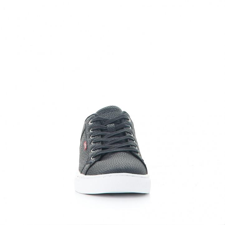 Zapatillas deportivas Levi's courtright black - Querol online