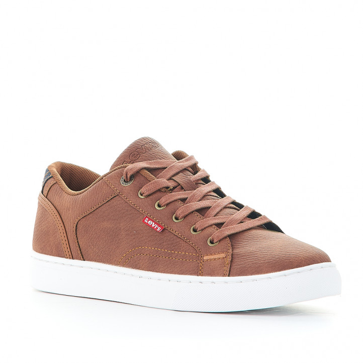 Sabatilles esportives Levi's courtright brown - Querol online