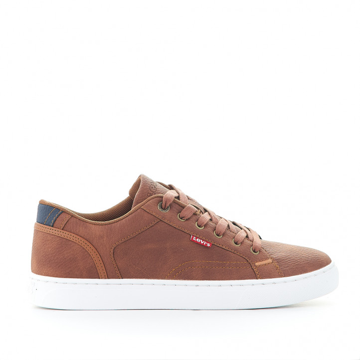 Zapatillas deportivas Levi's courtright brown