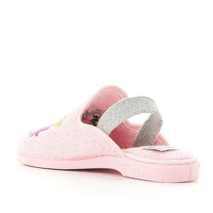 Zapatillas casa Vulladi con unicórnio - Querol online
