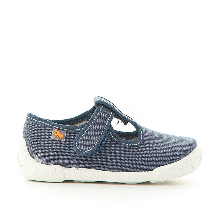 Zapatos Vulladi azules tejano - Querol online