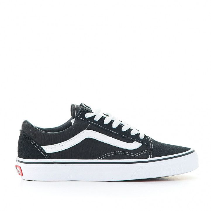Zapatillas lona Vans old skool