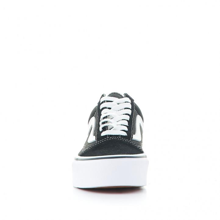 Zapatillas lona Vans old skool platform - Querol online