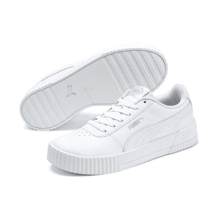Zapatillas deportivas Puma carina leather - Querol online