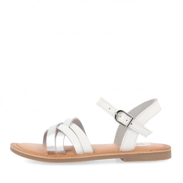 sandalias Gioseppo gistel con tiras cruzadas - Querol online
