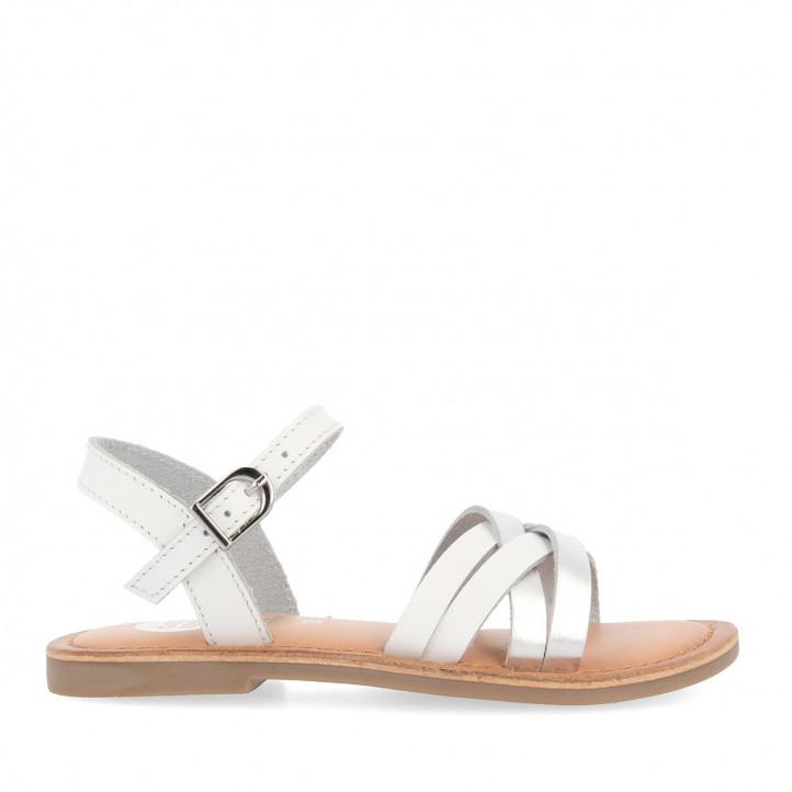 sandàlies Gioseppo gistel amb tires creuades - Querol online