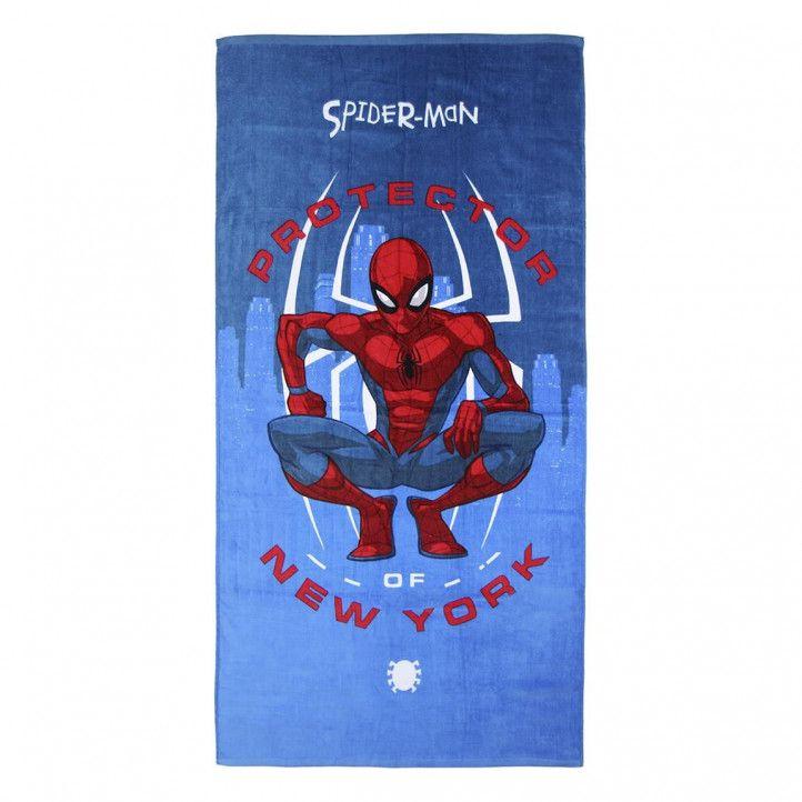 Tovallola Cerda spiderman blava - Querol online