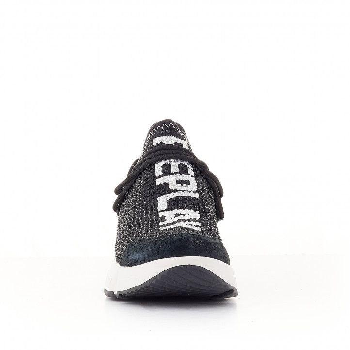 Zapatillas deportivas Replay logo en el frontal - Querol online