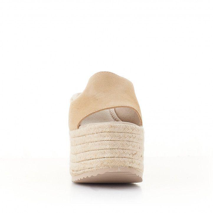 Sandàlies plataformes Redlove esther amb alta plataforma - Querol online