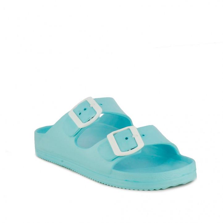 Xancles Owel blaves obertes amb doble sivella - Querol online