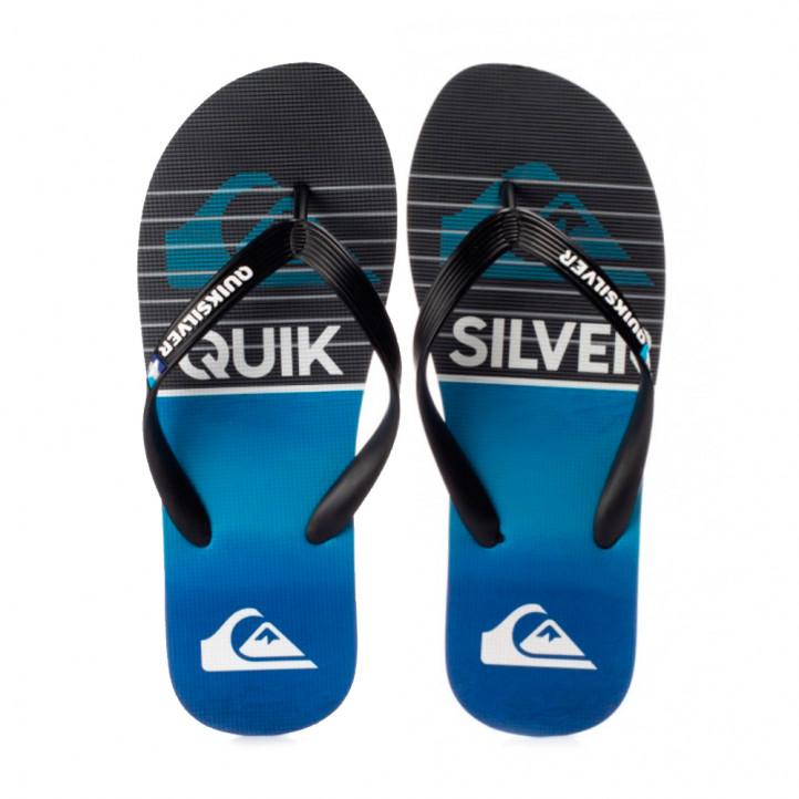 Xancles Quiksilver negres, grises i blaves - Querol online