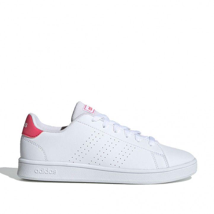 Sabatilles esport Adidas EF0211 advantage white-pink - Querol online