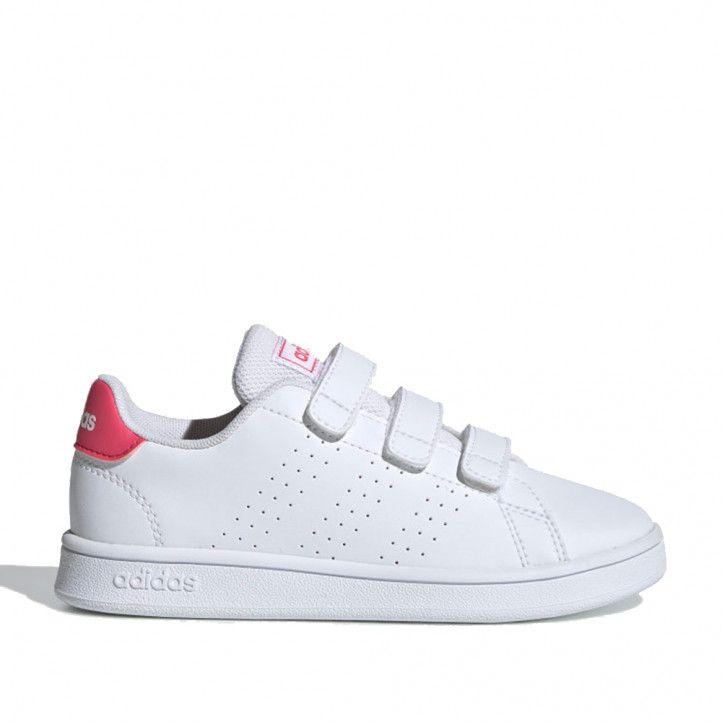 Sabatilles esport Adidas EF0221 advantage white-pink - Querol online