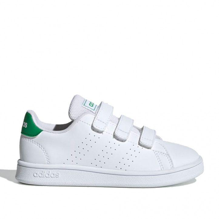 Zapatillas deporte Adidas EF0223 advantage could white - Querol online