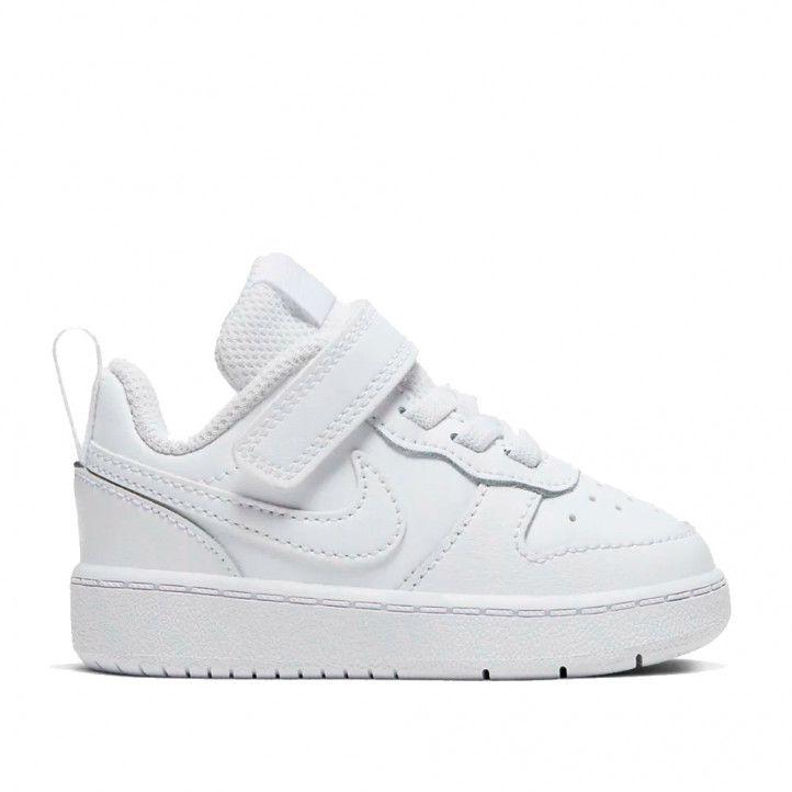 Sabatilles esport Nike bq5453 100 court borough low 2 - Querol online