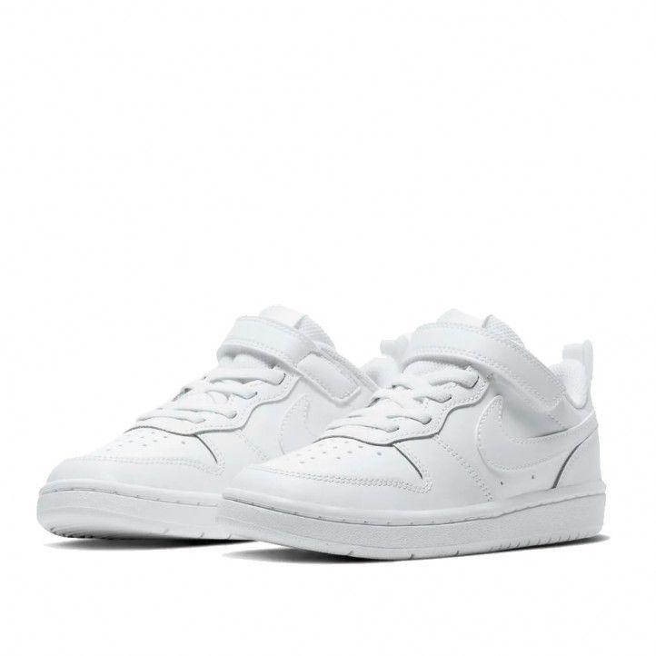 Sabatilles esport Nike bq5451 100 court borough low 2 - Querol online