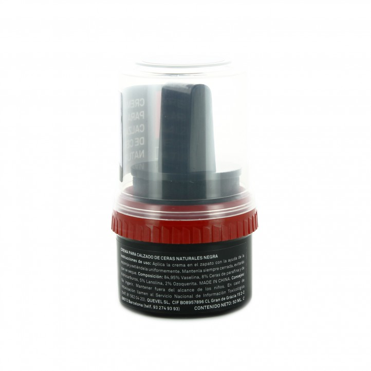 Complements QUEROL crema negra de ceres naturals - Querol online