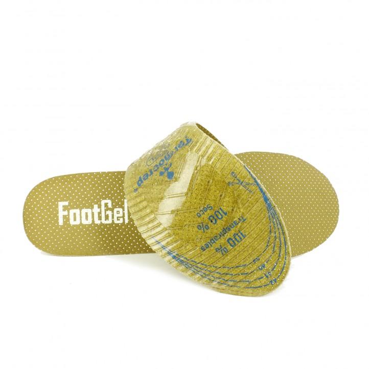 complements FootGel plantilles fragància taronja - Querol online