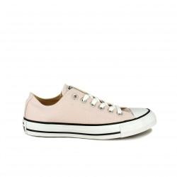 zapatillas lona CONVERSE chuck taylor all star bajas rosas - Querol online