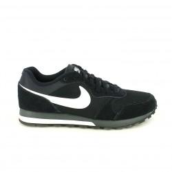 zapatillas deportivas NIKE md runner 2 negras - Querol online