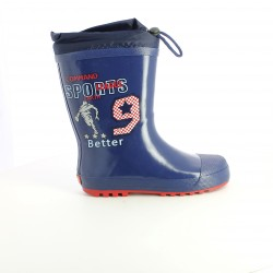 botas agua QUETS! azules de deportes - Querol online