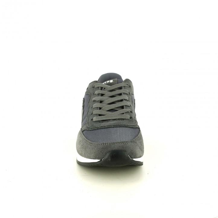 zapatillas deportivas Mustang grises - Querol online